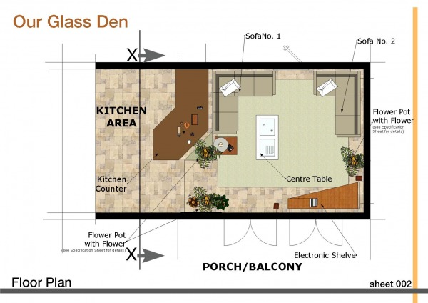Image Our glass den (1)