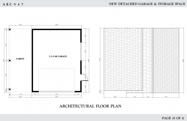 Image New Detached Garage & ... (1)
