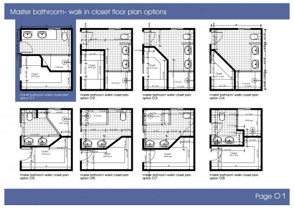 Image Floor plan options