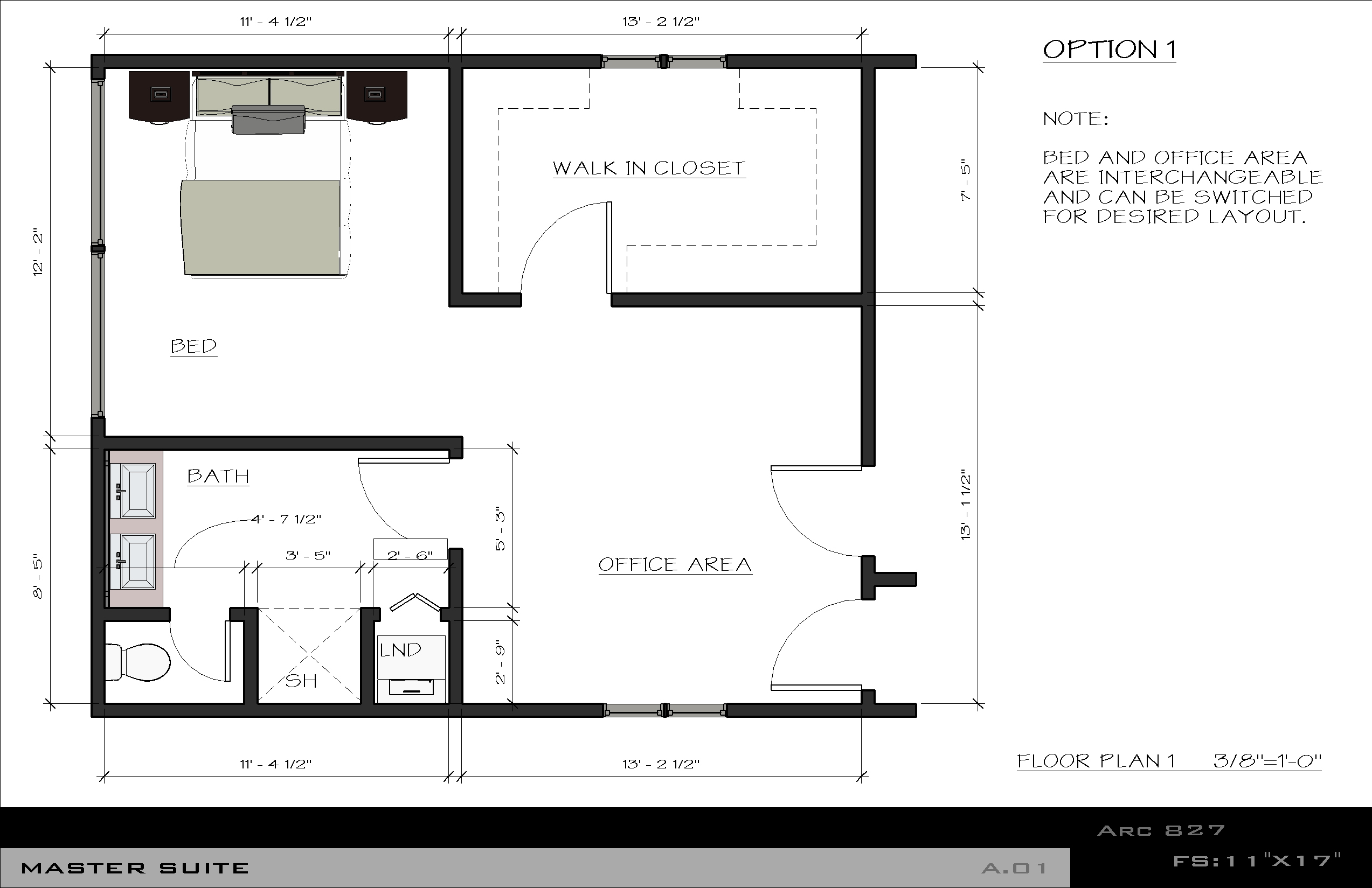 Viewdesignerproject Projectattic Conversion Designed By Ken Howder Master Suite