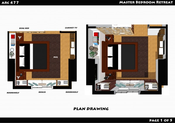 Image Master Bedroom Retreat (0)