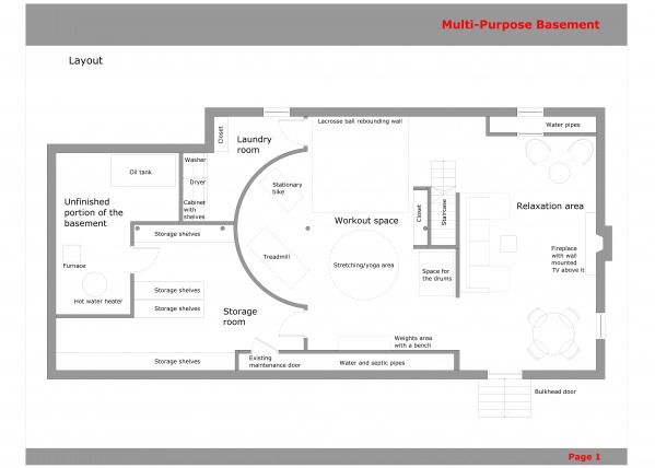 Image Multi-Purpose Basement