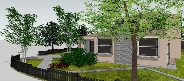 Image New home construction ...