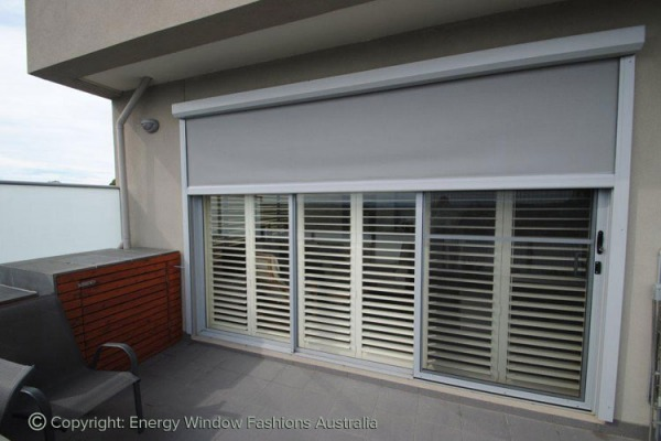 Image Aluminium Window Awnings