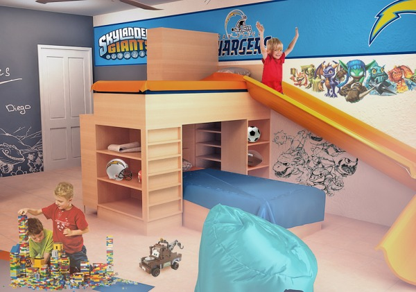 Image The Ultimate Kids Room