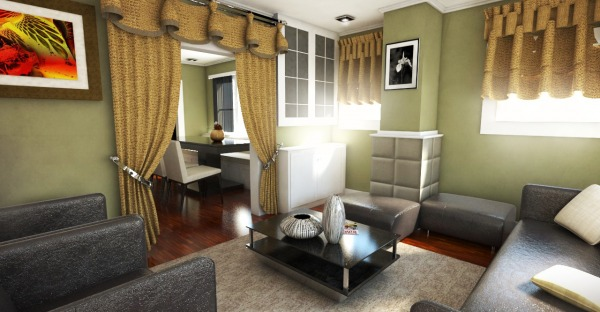 Image Living Room - Dining R... (2)