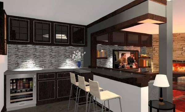 location southfield michigan united states remodeling basement