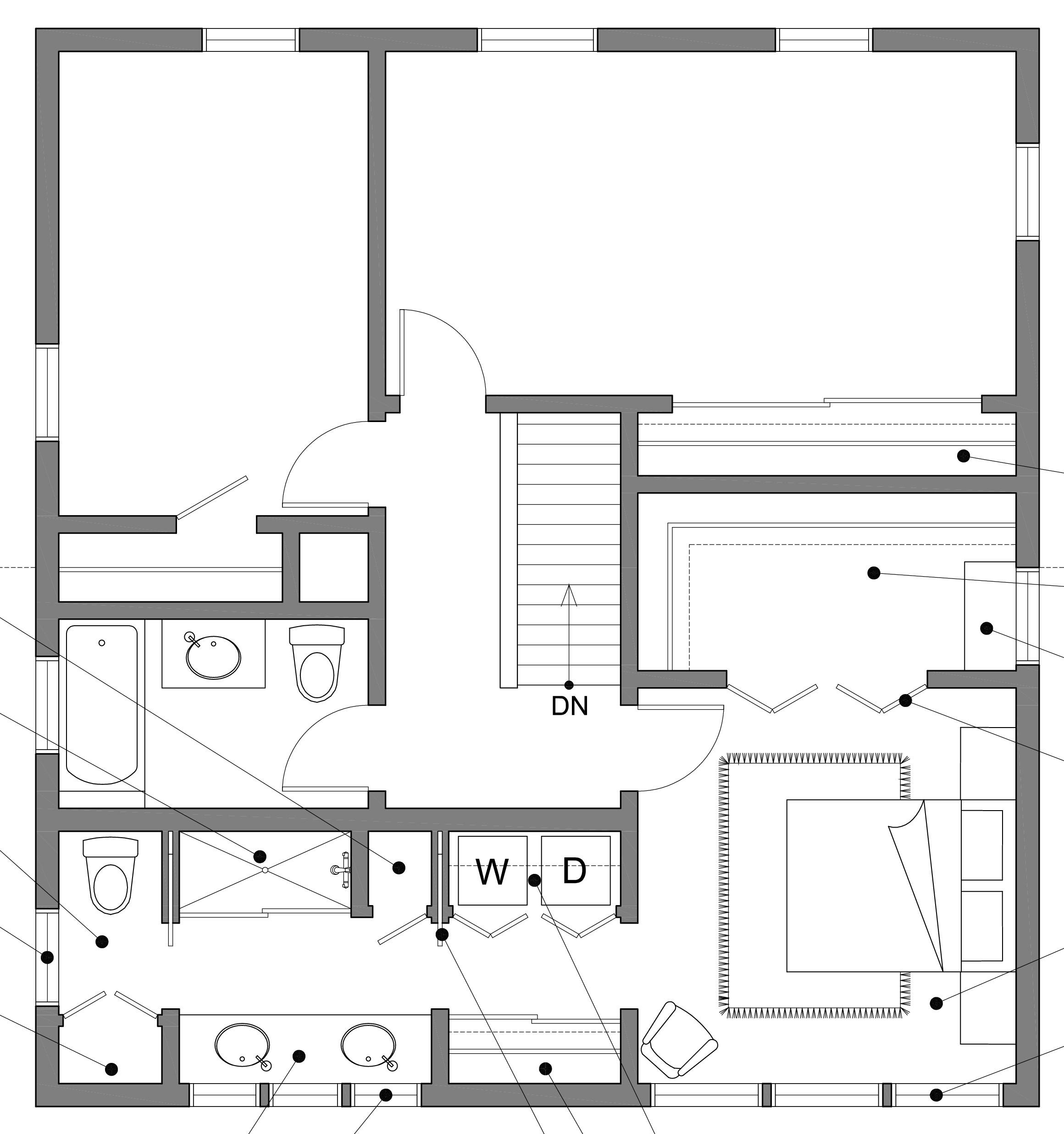 28 Suite Floor Plans Addition Master Bedroom Addition