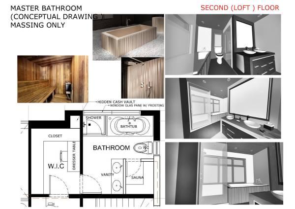 Image master bathroom + w.i.c