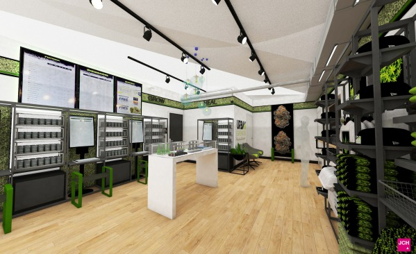 Image Marijuana Show Room Re...