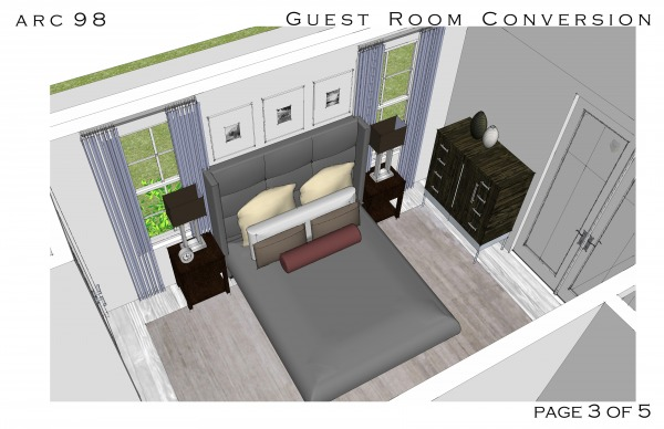 Image Guest Room Conversion