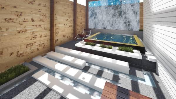 Image Modern Small Space Lan... (2)