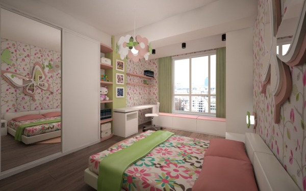 Image Girl's room