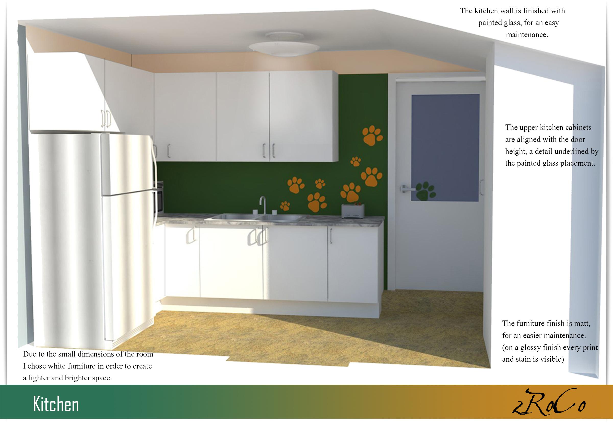 Store Design Project Designed By 2roco Tiny Lobby Kitchen Sacramento California United