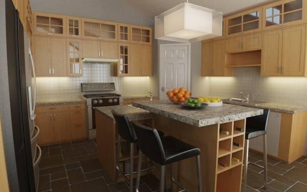 Image Kitchen/GR FP Remodel