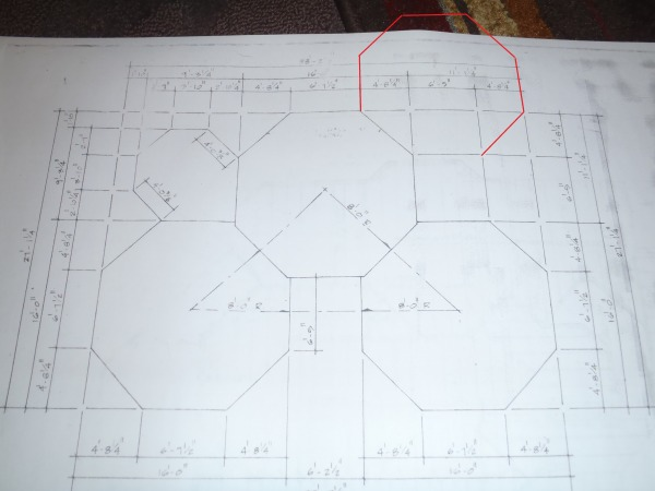 Image Octagonal Plan with ma...
