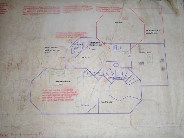 Image 2nd Floor - Retraced b...