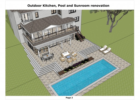 Image Outdoor Kitchen, Pool ... (1)