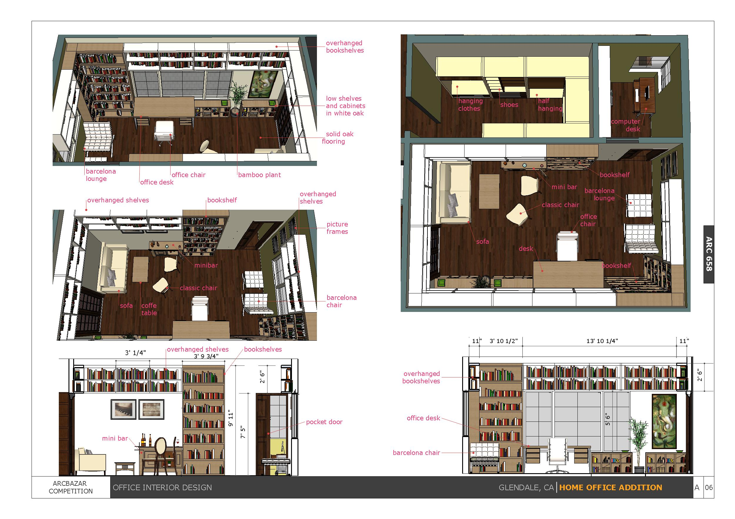 Viewdesignerproject projectadditions plans for Home office additions