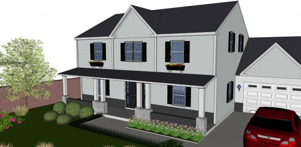 Image Front of house facelif... (1)