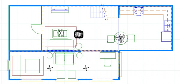 Image Kitchen/Living Room/Su...