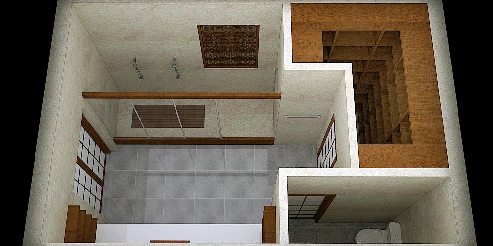 Bathroom Design Project designed by oArchitecture - Asian/Zen