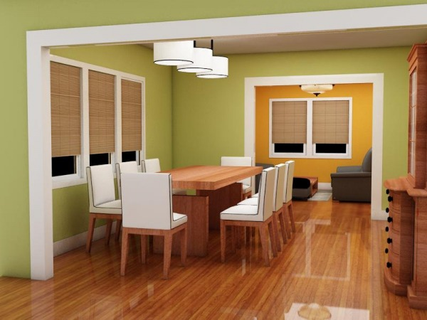 Image Living Room - Dining R...