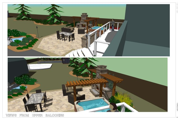 Image Patio with Fireplace a...