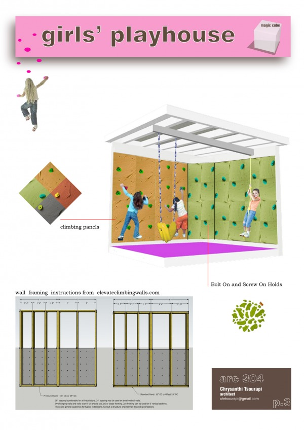 Image Playhouse w Climbing W... (2)