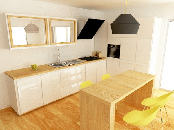 Image Design of an appartment