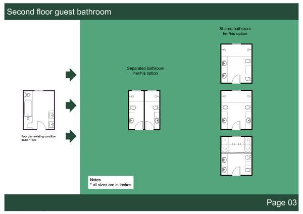 Image Second floor guestbath...