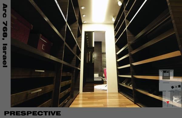 Image 9. Walk-in closet