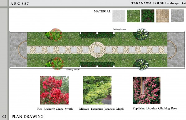 Image TAKANAWA HOUSE Landsca... (2)