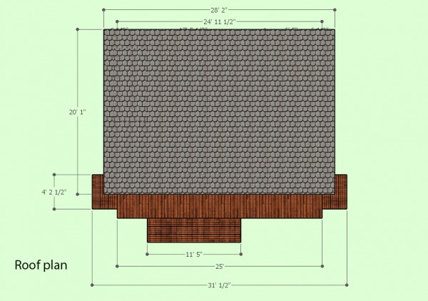 Image roof plan