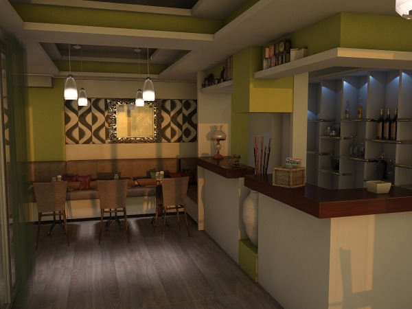 Image Caffe Interior