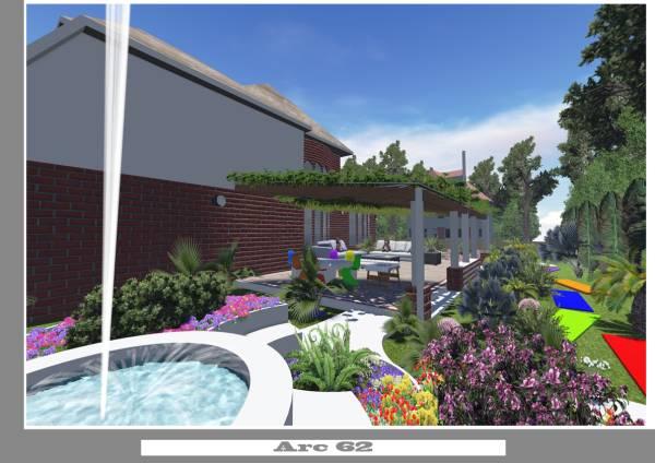 Image Backyard Oasis