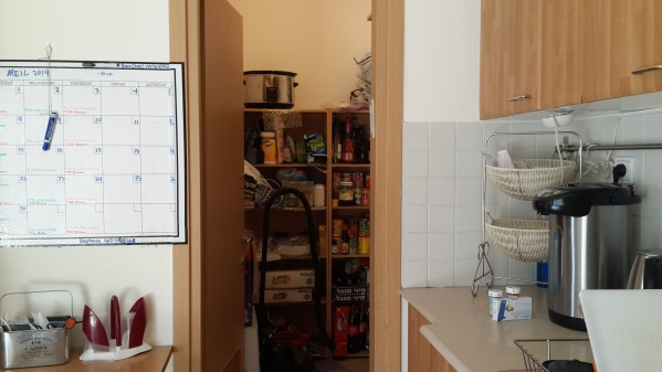 Image View of current pantry...