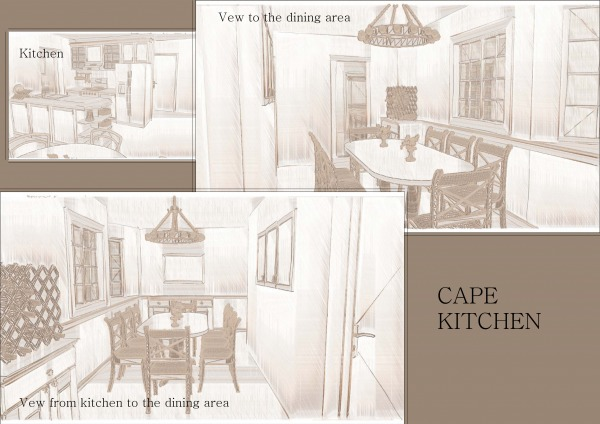 Image Cape Kitchen