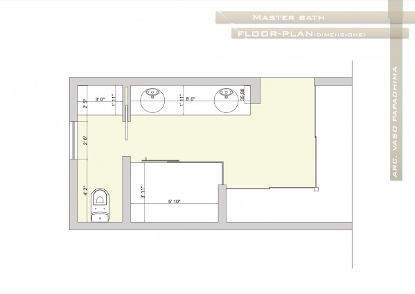 Image Floor plan with dimens...