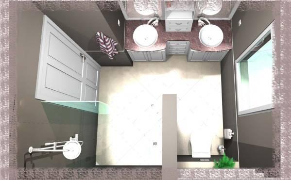 Image Update Guest / teen bath