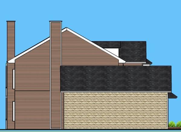 Image Garage side elevation