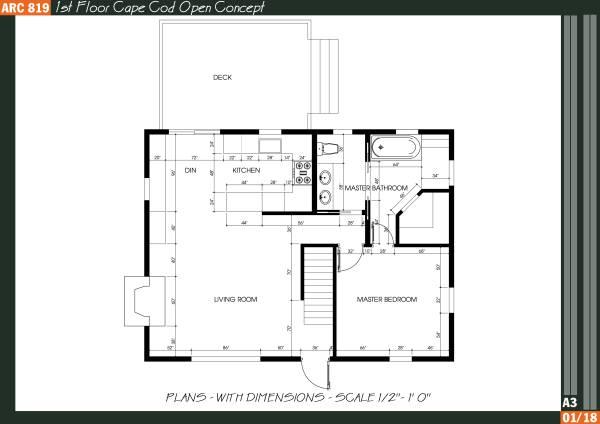 Image 1st Floor Cape Cod Ope... (1)
