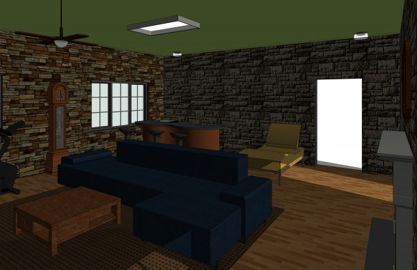 Image Game Room, Media Room ... (2)