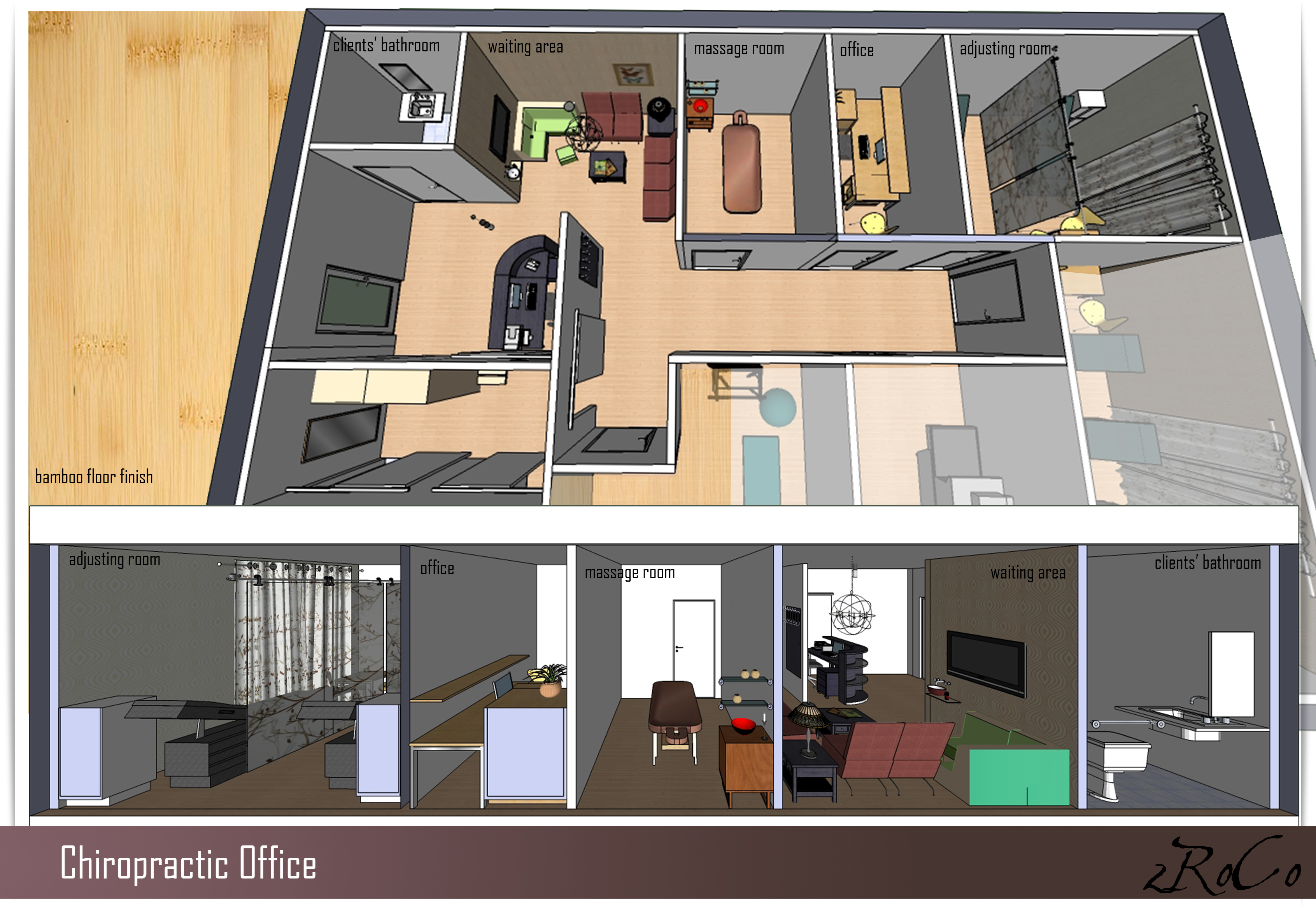 Psychologist Office Design Ideas Chiropractic office honorable