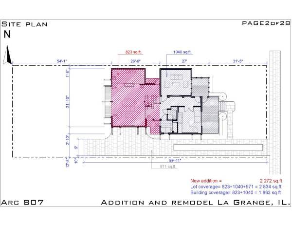 Image Site plan