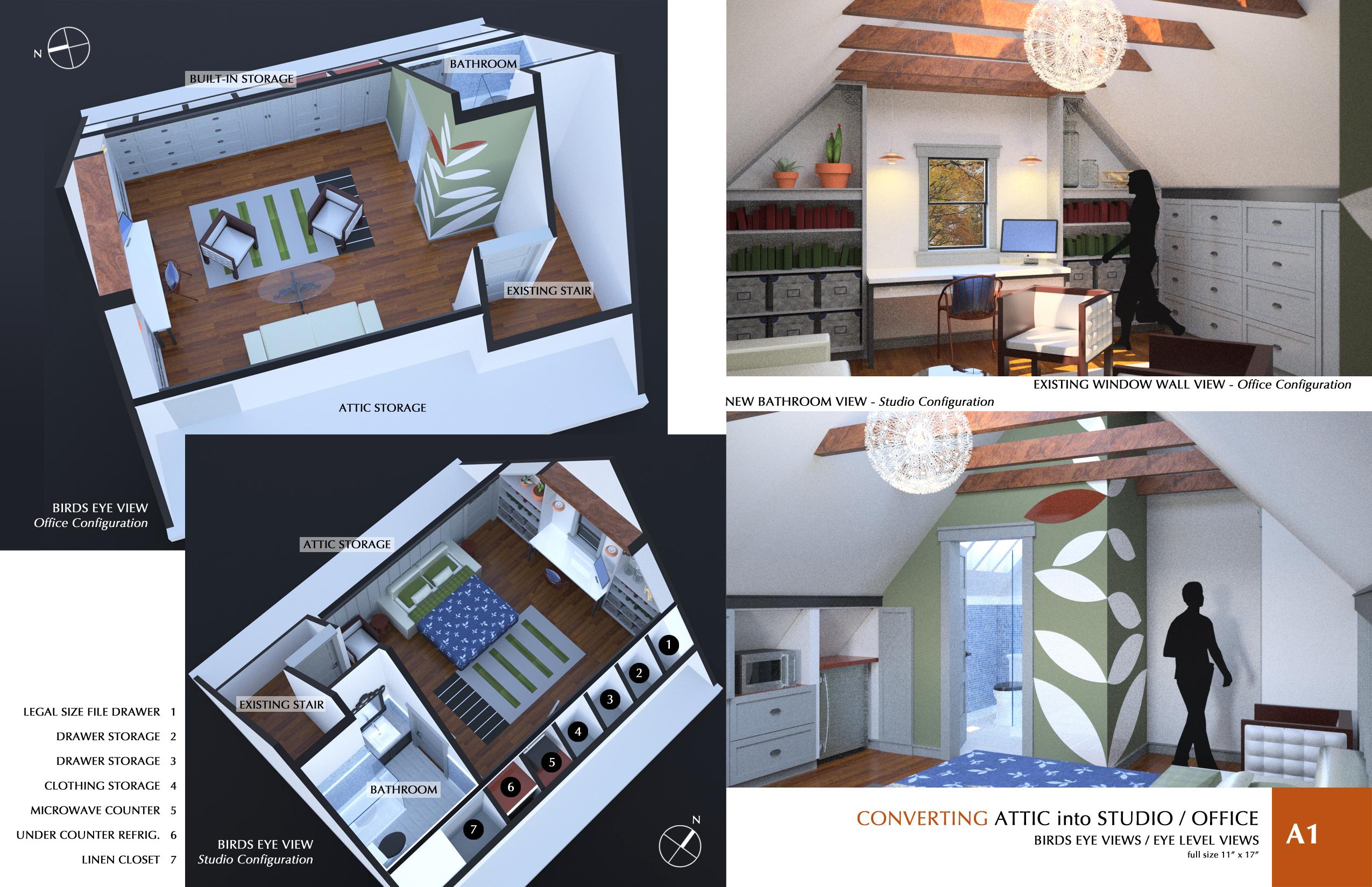 Arcbazar Com Viewdesignerproject Projectattic Conversion