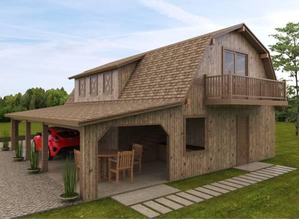 Image New Garage/Apartment f...