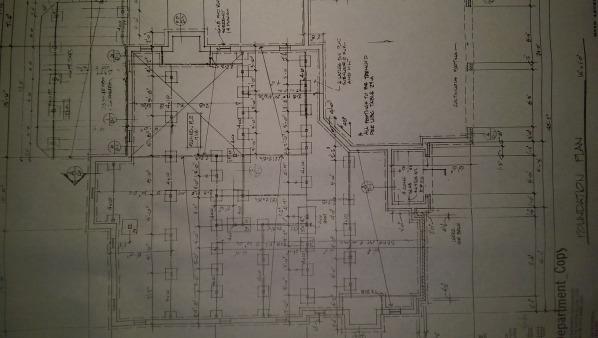 Image Original basement plans