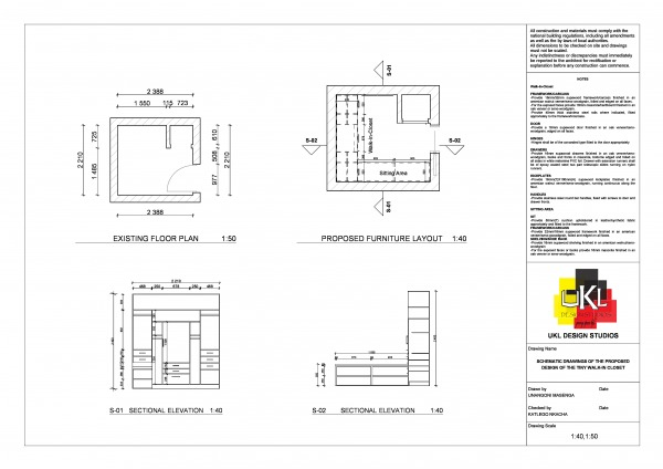 Image PLAN AND SCETIONS