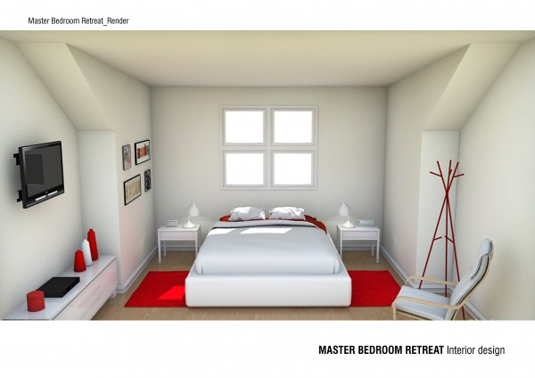 Image Master Bedroom Retreat